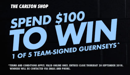 Win TeamSigned Guernsey