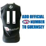 Add Number To Guernsey
